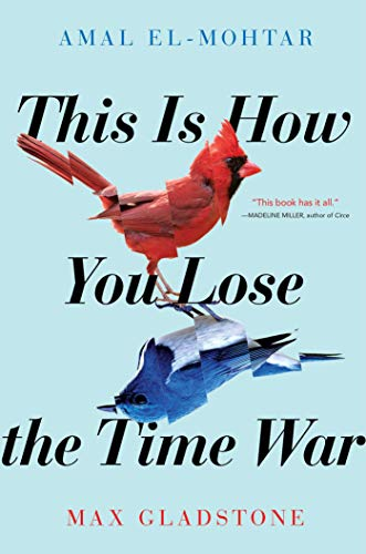 Book cover: Time War